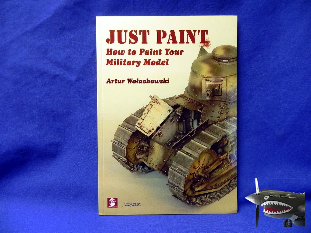 Just Paint - Book Cover