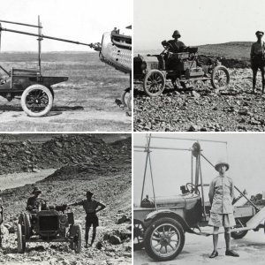 Military Model T Fords