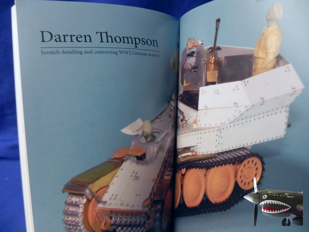 Darren Thompson's entry