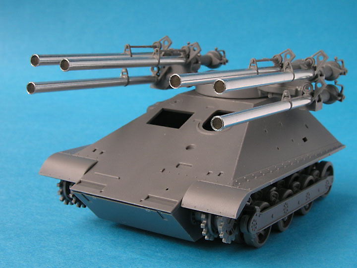 LionMarc Model Designs LM10038 on Academy's Ontos.